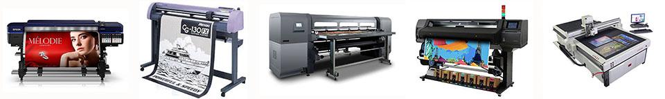Large Format Machines