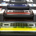Offset Printing Press Inks