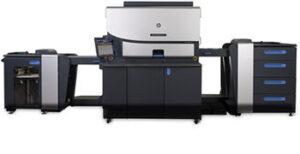 HP Indigo Press